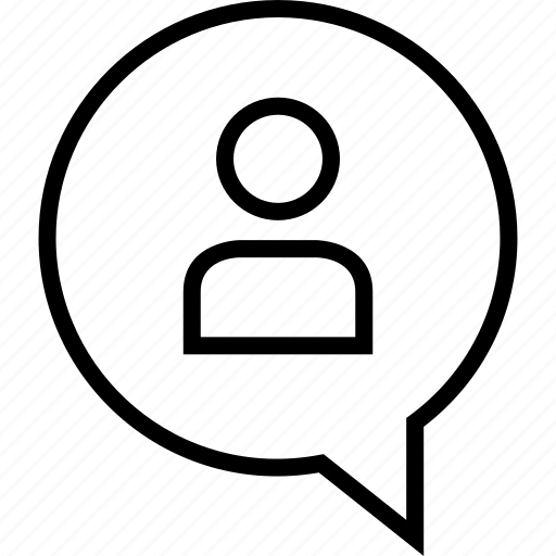 boss, sms, user icon