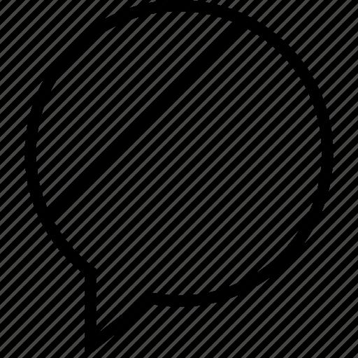 chat, talk, talking icon