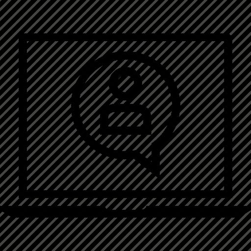 mac, user, web icon