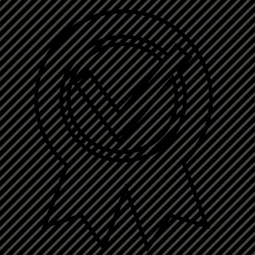 approve, check, favorite, good, mark, ok, tick icon