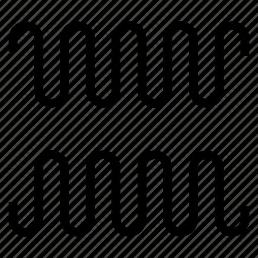 Line, random, wave icon - Download on Iconfinder