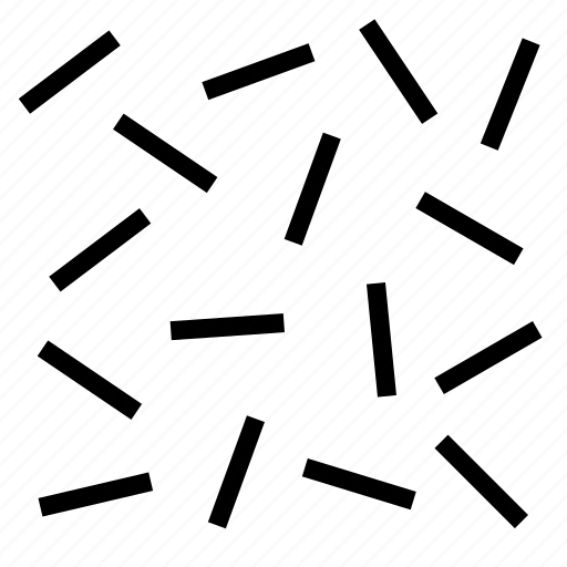 line, pattern, random, stray, textures icon