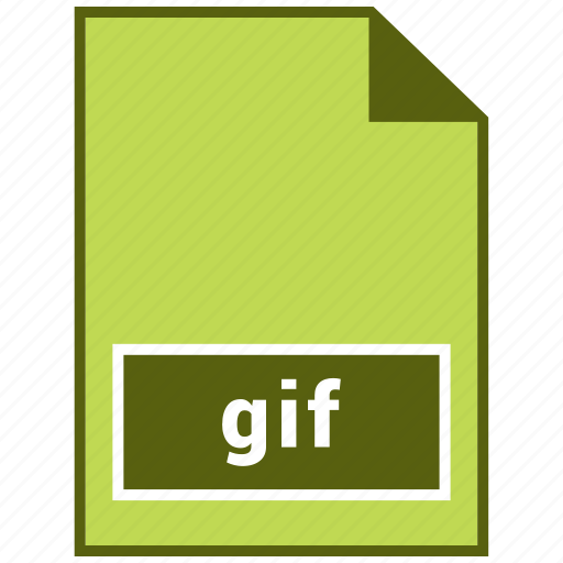 animation, file, format, gif, raster file format icon