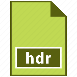formal, format, hdr, off, raster file format, switch icon