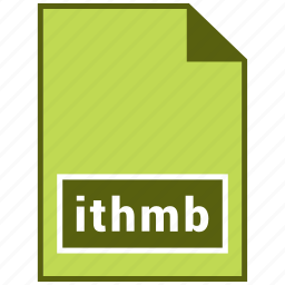 image, ithmb, raster file format, type icon