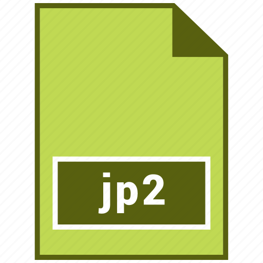 document, file, format, jp2, raster file format, type icon
