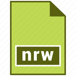 extension, file, format, hovytech, nrw, raster icon