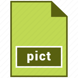 hovytech, mac, pict, raster file format icon