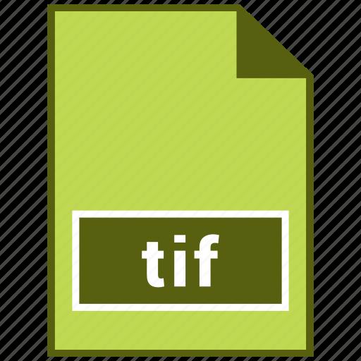 raster file format, tif icon