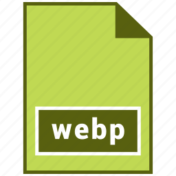 hovytech, raster file format, type, webp icon