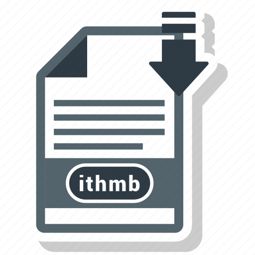 Document, file, format, ithmb icon - Download on Iconfinder