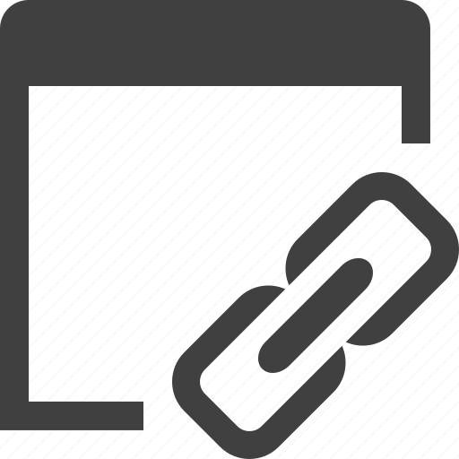 app application chain link program url icon icon search engine. Black Bedroom Furniture Sets. Home Design Ideas