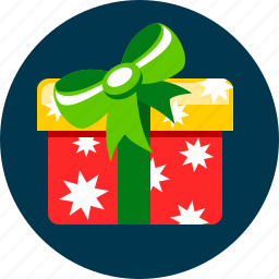 celebration, christmas, gift, package, present icon