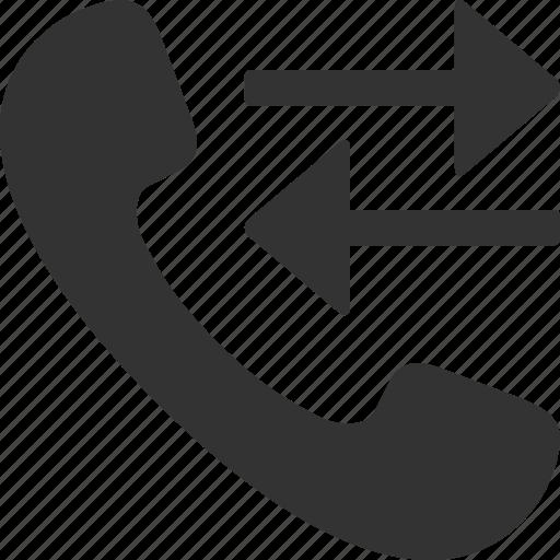 call, handset, phone, telephone, tube icon