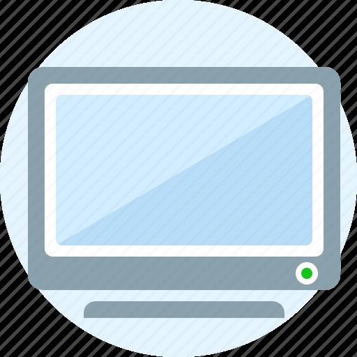 media, monitor, things, tv, video icon