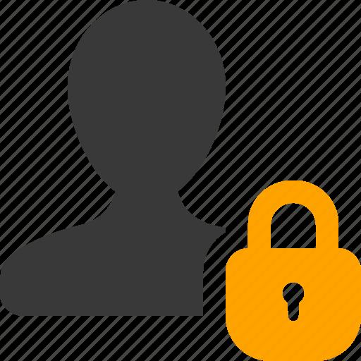 password, security, user icon