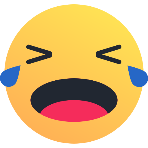 cry, emoji, emoticon, emotion, expression, reaction, tears icon