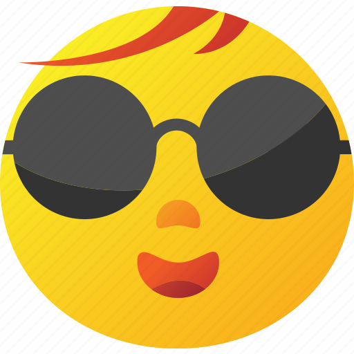 boy, emoticon, glass, glasses, style icon