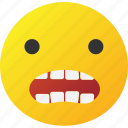 emoticon, funny, nasty icon