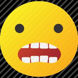 emoticon, funny, nasty icon
