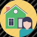 estate agent, homeowner, property advisor, property agent, property owner