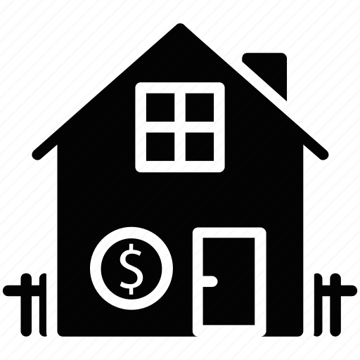 house cost, house financing, house for sale, mortgage, property value icon