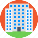 building, flats, apartments, hotel building, residential flats