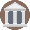 building, institute, court, courthouse, bank
