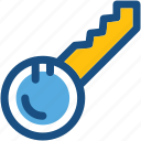 access, house key, key, lock key, login icon