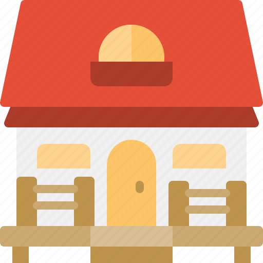 building, city, estate, home, property, real icon