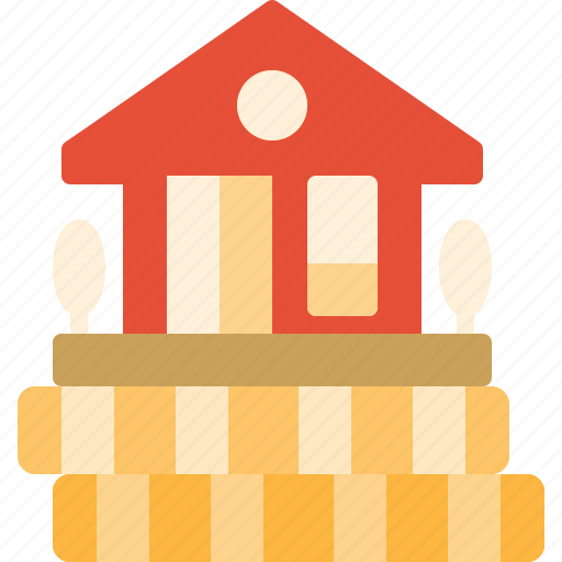 Estate, home, loan, money, mortgage, property, real icon - Download on Iconfinder