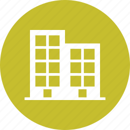 apartments, buildings, commercial, corporate, office, residential, skyscrapers icon