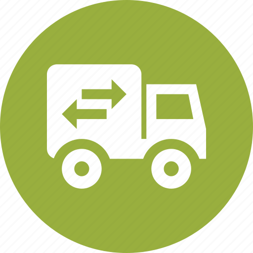 delivery, moving, service, shipping, transportation, truck, van icon