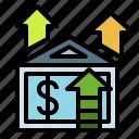 capitalgain, development, house, houseprice, price
