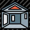house, interior, planning, realestate, scheme