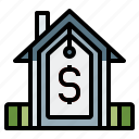 buyhouse, home, house, realestate, salehouse icon