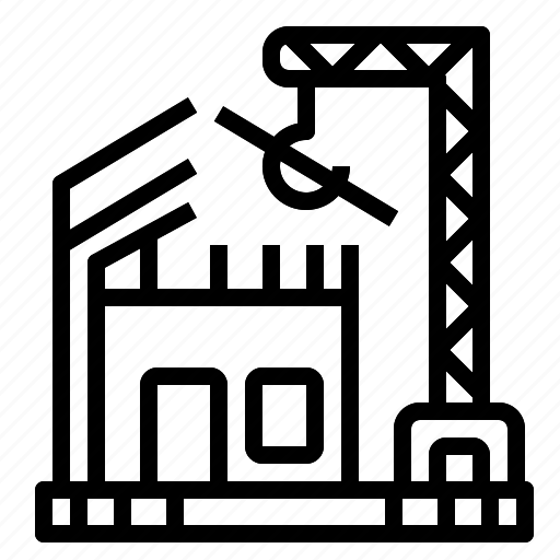 House Finder Websites: Building, Development, House, Realestate, Site Icon