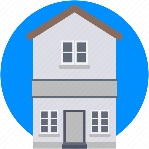 apartment, family house, home, house, villa icon