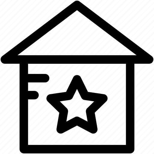 home, house, luxury home, palace, villa icon