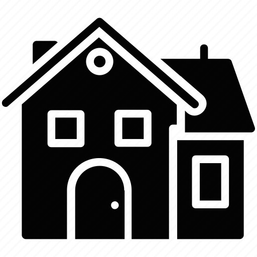 cottage, home, rural house, shack, villa icon