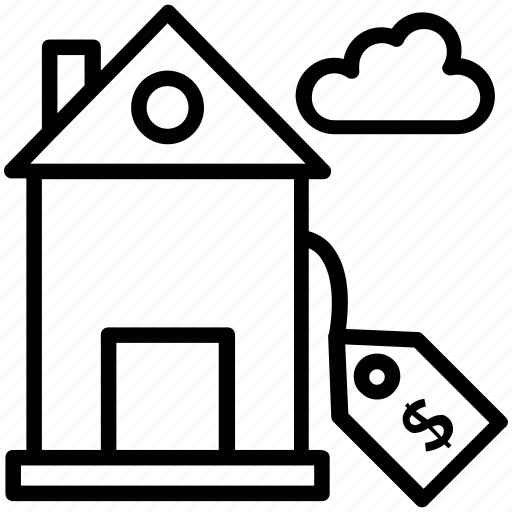 Auction, auction bidding, house bid, house for sale, tender icon - Download on Iconfinder