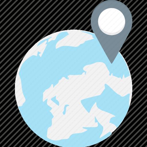 around the world, international, world location, world navigation, worldwide icon