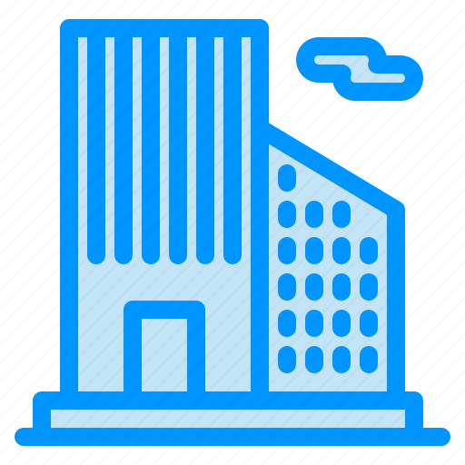Building, estate, office, real icon - Download on Iconfinder