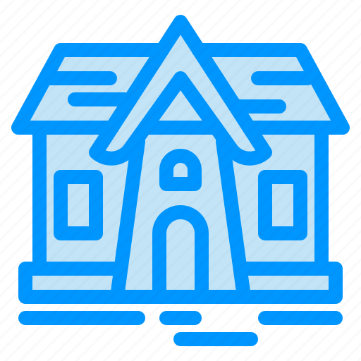 Building, estate, house, real icon - Download on Iconfinder