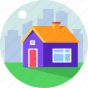 building, city, home, house, property, real estate icon