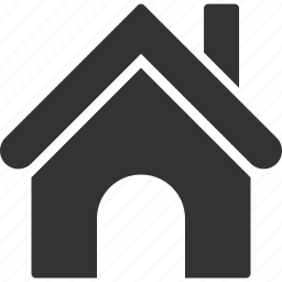 building, cottage, coverage, dom, home, house, real estate icon