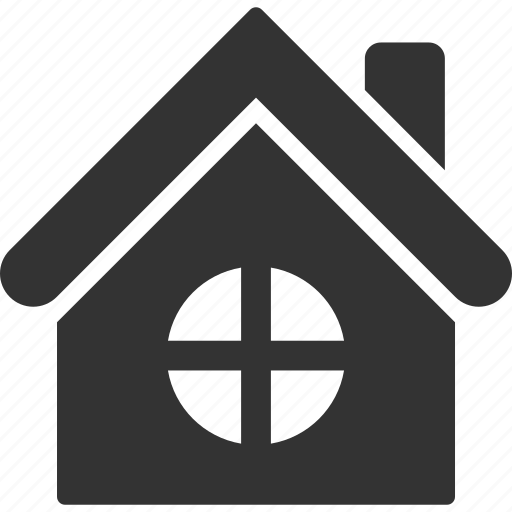 building, dwelling, facade, home, house, housing, real estate icon
