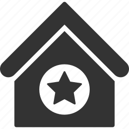 army, barracks, building, home, house, military, real estate icon