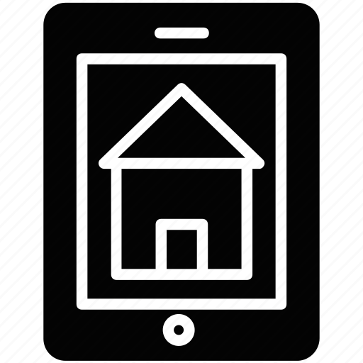 estate website, online mortgage, online real estate, property app, real estate app icon