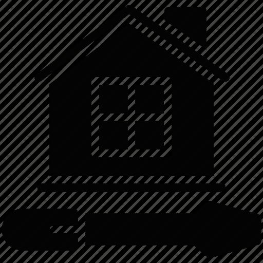 home improvement, home maintenance, home renovation, home repair, property maintenance icon